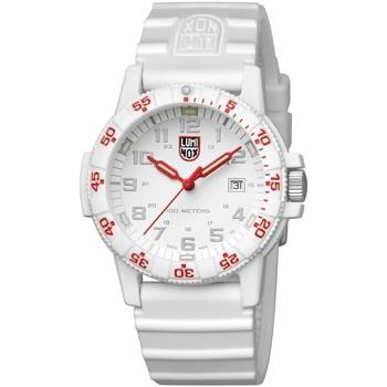Ceasuri & Bijuterii Bărbați Ceasuri Analogice Luminox XS.0327, Quartz, 44mm, 10ATM Alb