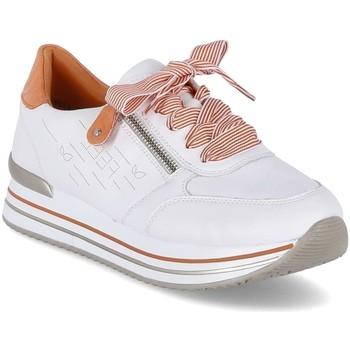 Pantofi Femei Pantofi sport Casual Remonte Dorndorf D131380 Alb