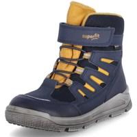 Pantofi Copii Pantofi sport stil gheata Superfit Mars Albastre