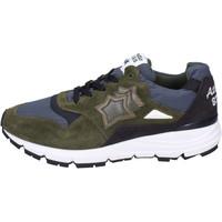 Pantofi Bărbați Sneakers Atlantic Stars BJ492 Verde