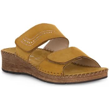 Pantofi Femei Papuci de vară Grunland GIALLO 80PALO Giallo