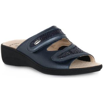 Pantofi Femei Papuci de vară Grunland BLU 68ESTA Blu