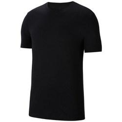 Îmbracaminte Bărbați Tricouri mânecă scurtă Nike Park 20 M Tee Negre