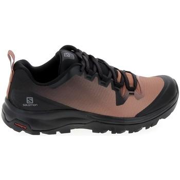 Pantofi Drumetie și trekking Salomon Vaya Noir Rose roz