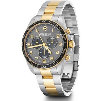 Ceasuri & Bijuterii Bărbați Ceasuri Analogice Victorinox 241902, Quartz, 42mm, 10ATM Argintiu