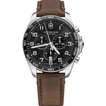 Ceasuri & Bijuterii Bărbați Ceasuri Analogice Victorinox 241928, Quartz, 42mm, 10ATM Argintiu
