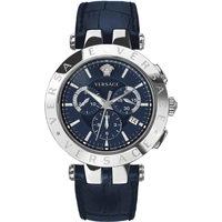 Ceasuri & Bijuterii Bărbați Ceasuri Analogice Versace VERQ00620, Quartz, 42mm, 5ATM Argintiu