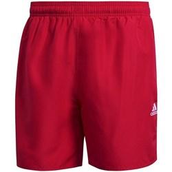 Îmbracaminte Bărbați Maiouri și Shorturi de baie adidas Originals Solid Swim Roșii