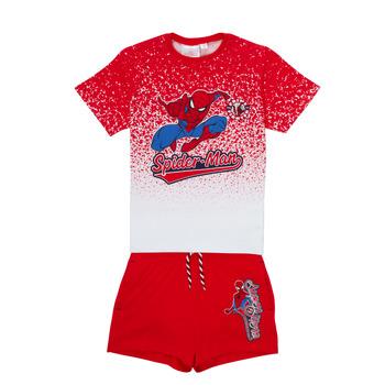 Îmbracaminte Băieți Compleuri copii  TEAM HEROES  SPIDERMAN SET Multicolor