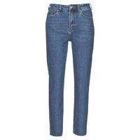 Îmbracaminte Femei Jeans slim Only ONLEMILY Albastru / Culoare închisă