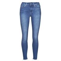 Îmbracaminte Femei Jeans slim Only ONLBLUSH Albastru / Medium