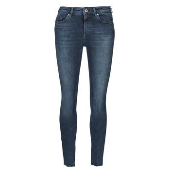 Îmbracaminte Femei Jeans slim Only ONLBLUSH Albastru / Culoare închisă