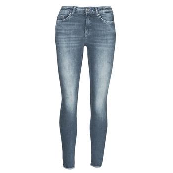 Îmbracaminte Femei Jeans slim Only ONLBLUSH Albastru / Gri