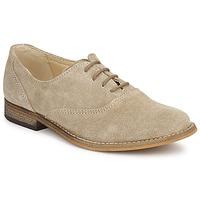 Pantofi Fete Pantofi Oxford Citrouille et Compagnie MOUTUNE Bej