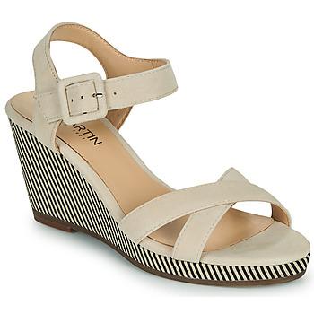 Pantofi Femei Sandale  JB Martin QUERIDA Bej-nisip