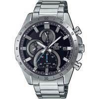 Ceasuri & Bijuterii Bărbați Ceasuri Analogice Casio EFR-571D-1AVUEF, Quartz, 47mm, 10ATM Argintiu