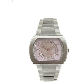 Ceasuri & Bijuterii Femei Ceasuri Analogice Breil TW0489, Quartz, 34mm, 5ATM Argintiu
