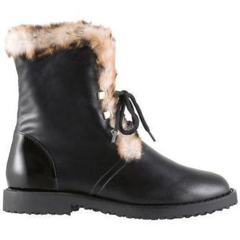 Pantofi Femei Cizme de zapadă Högl Cuddly Schwarz Boots Black