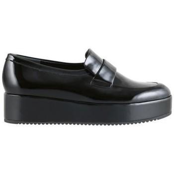 Pantofi Femei Mocasini Högl Modesty Schwarz Flats Black
