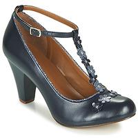 Pantofi Femei Pantofi cu toc Cristofoli JULY Albastru