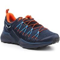 Pantofi Bărbați Drumetie și trekking Salewa MS Dropline GTX 61366-8669 navy , orange, black