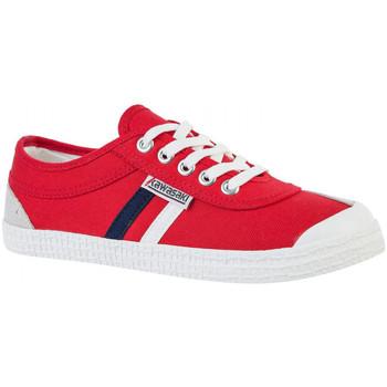 Pantofi Bărbați Pantofi sport Casual Kawasaki Retro canvas roșu