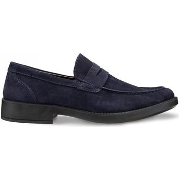 Pantofi Bărbați Mocasini Docksteps DSM101602 Albastru