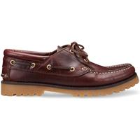 Pantofi Bărbați Pantofi barcă Docksteps DSM237100 Roșu