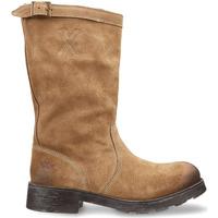 Pantofi Femei Ghete OXS OXW100503 Bej