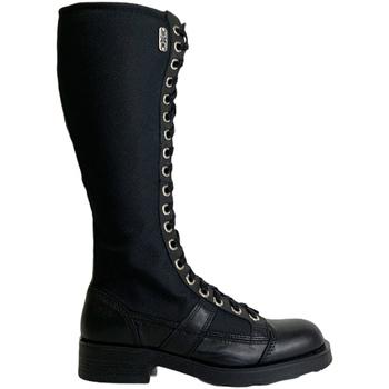Pantofi Femei Ghete OXS OXS101168 Negru