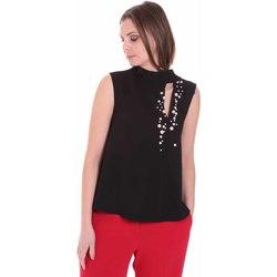 Îmbracaminte Femei Topuri și Bluze Nenette 26BB-FERLY Negru