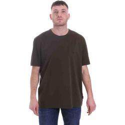 Îmbracaminte Bărbați Tricouri mânecă scurtă Calvin Klein Jeans K10K105575 Verde
