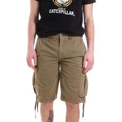 Îmbracaminte Bărbați Pantaloni scurti și Bermuda Caterpillar 35CC2820928 Verde