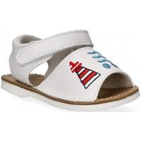 Pantofi Fete Sandale  Bubble 54800 Alb