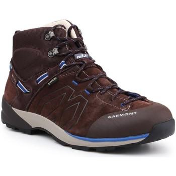 Pantofi Bărbați Drumetie și trekking Garmont Santiago GTX 481240-217 brown