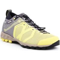 Pantofi Femei Drumetie și trekking Garmont Agamura Knit WMS 481036-605 yellow, grey