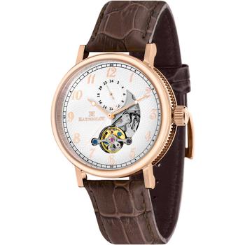 Ceasuri & Bijuterii Bărbați Ceasuri Analogice Thomas Earnshaw ES-8082-03, Automatic, 43mm, 5ATM Auriu