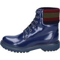 Pantofi Femei Botine Geox Botine BJ574 Albastru