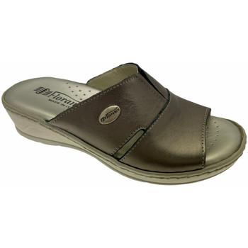 Pantofi Femei Papuci de vară Florance FL22505bro tortora