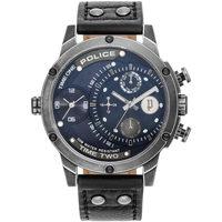 Ceasuri & Bijuterii Bărbați Ceasuri Analogice Police PL15982JSQ.03, Quartz, 49mm, 3ATM Argintiu