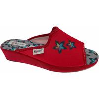Pantofi Femei Papuci de vară Cristina CRI47ross rosso