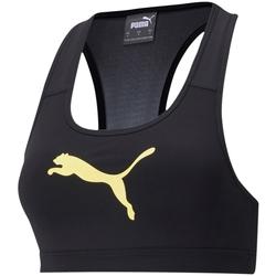 Îmbracaminte Femei Bustiere sport Puma Mid Impact Negru