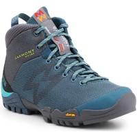Pantofi Femei Drumetie și trekking Producent Niezdefiniowany Garmont Integra Mid WP Thermal 481052-602 turquoise
