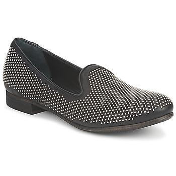 Pantofi Femei Mocasini Strategia CLOUPI Negru