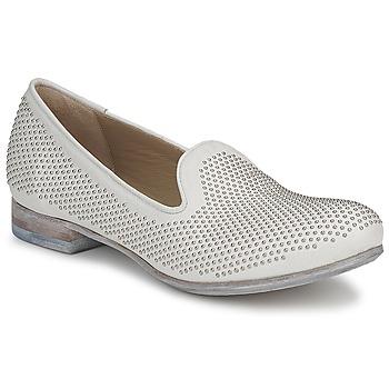 Pantofi Femei Mocasini Strategia CLOUPI Alb