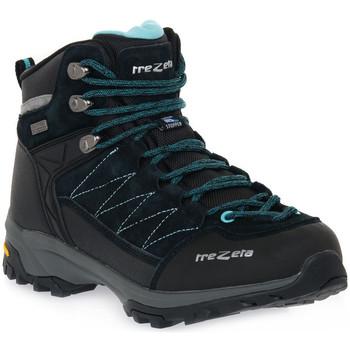 Pantofi Femei Drumetie și trekking Trezeta ARGO W WP BLK Nero