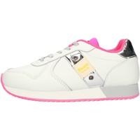 Pantofi Fete Pantofi sport Casual Blauer S1LILLI02LEA White