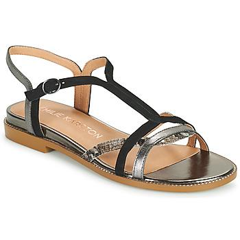 Pantofi Femei Sandale  Karston SOBIO Negru