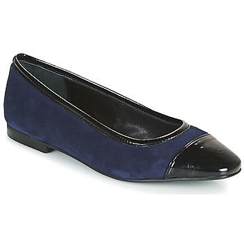 Pantofi Femei Balerin și Balerini cu curea JB Martin SUCCES Albastru