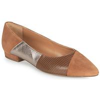 Pantofi Femei Balerin și Balerini cu curea JB Martin TENDRE Maro